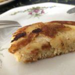 ハッピーコールグルメパンde林檎と無花果のケーキ