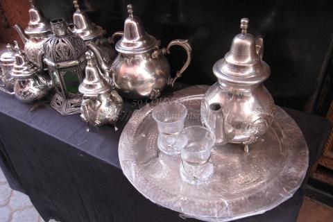 モロッコ食器