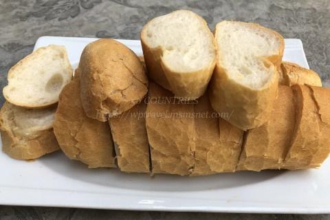 トルコのパン