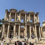 エフェソスツアー(アルテミス神殿&聖母マリアの家&エフェソス遺跡)に参加