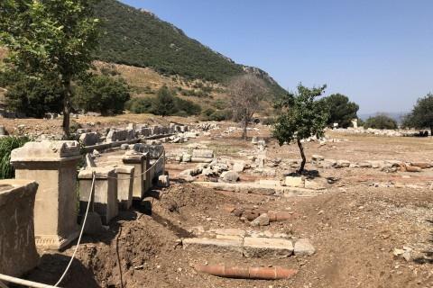 エフェソス遺跡-アゴラ