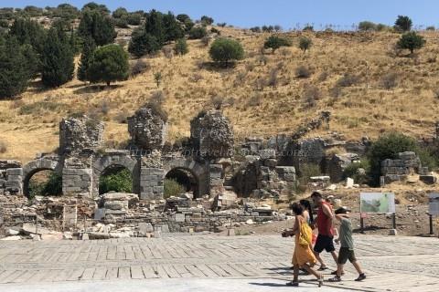 エフェソス遺跡-浴場