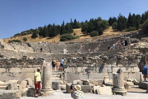エフェソス遺跡-ブルテリオン