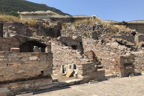 エフェソス遺跡-テラスハウス