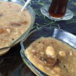 アシュレの日に食べるトルコのスイーツ