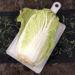 やっと手に入った白菜を使ったお料理