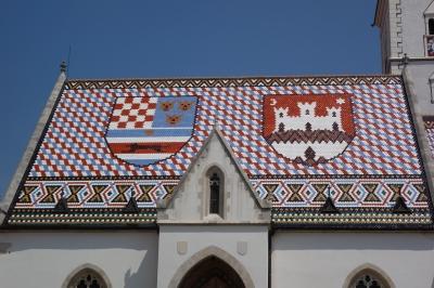 ザグレブの教会