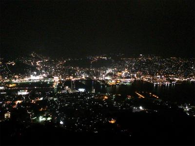 稲佐山展望台夜景見学バスツアー