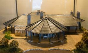 旧グラバー邸模型