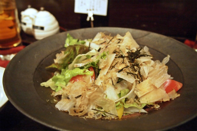 多ら福亜紗のサラダ
