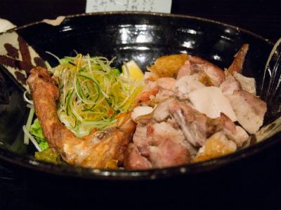 多ら福亜紗の地鶏焼き