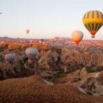 10日間でトルコの観光スポットを周るルート