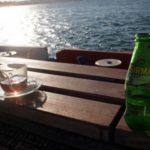 イスタンブールの夕景スポット「ユスキュダル」